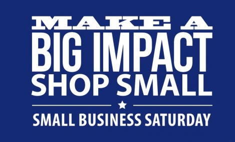 Make a big impact shop small