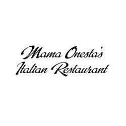 Mama Onesta's italian restaurant logo
