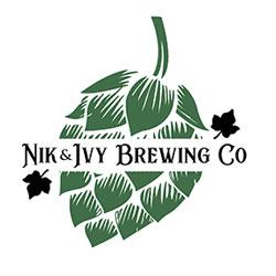 Nik & Ivy Brewing Company logo