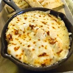 Stagecoach seafood fondue