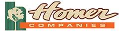 Homer Tree Logo