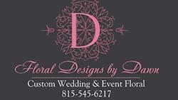 Floral designs by D